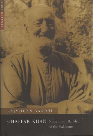 Ghaffar Khan book cover